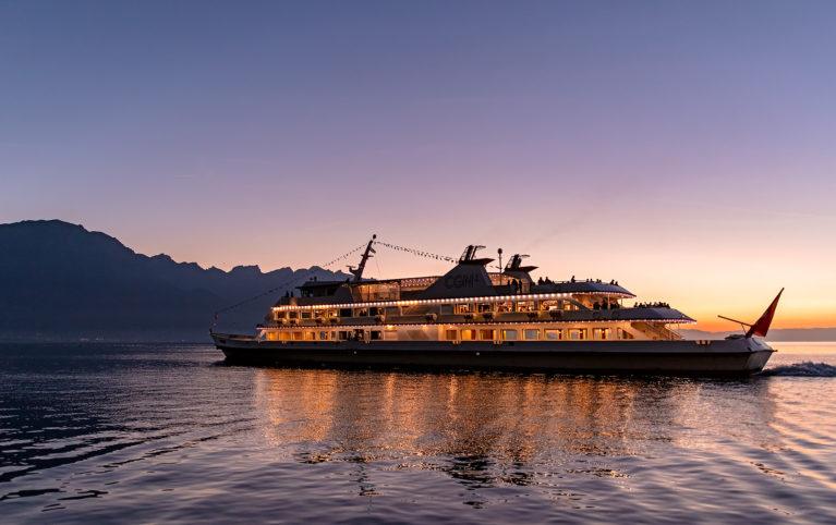 """EVENT: Visite du MCBA et croisière fondue à bord du """"Lausanne"""""""