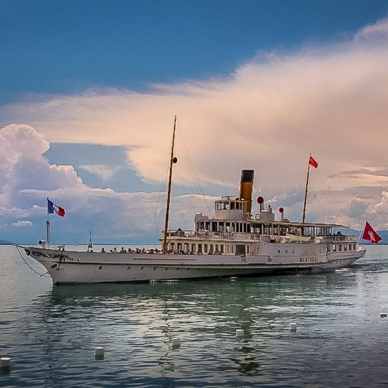 """Final ABVL cruise on board """"Montreux"""" with full buffet"""