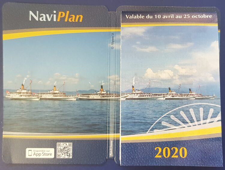 Horaire NaviPlan printemps/été /automne 2020